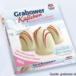 Grabower Küsschen Joghurt Erdbeer