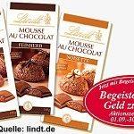 Lindt – Mousse au Chocolat
