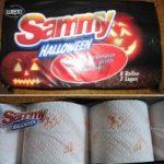 Sammy Halloween Toilettenpapier von Plus