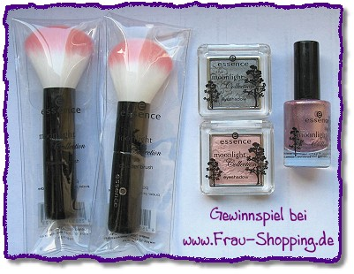 Gewinnspiel essence moonlight collection