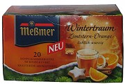 Meßmer - Wintertraum Zimtstern-Orange