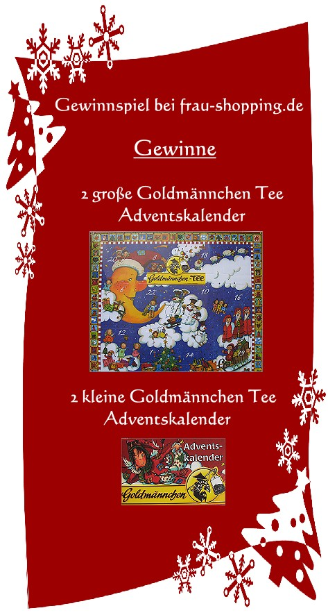 www goldmaennchen tee de gewinnspiel