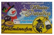 Goldmännchen - Winter-Paradies