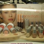 "Catrice ""nude sensation"" + essence ""go snow"" LE"