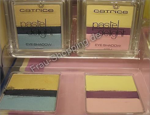 Catrice Pastel Delight Lidschatten