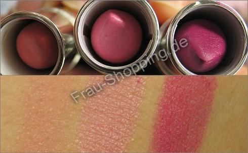 Catrice Pastel Delight Lippenstifte und Swatch