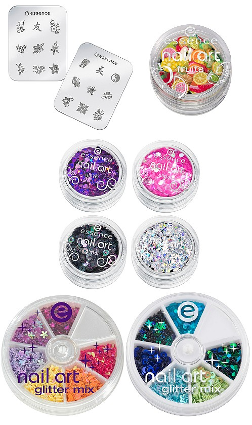 Essence Nail Art Nail Piercing Set#*^