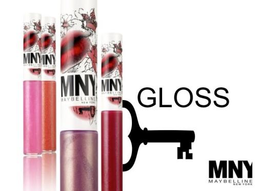 MNY Maybelline New York Lipgloss