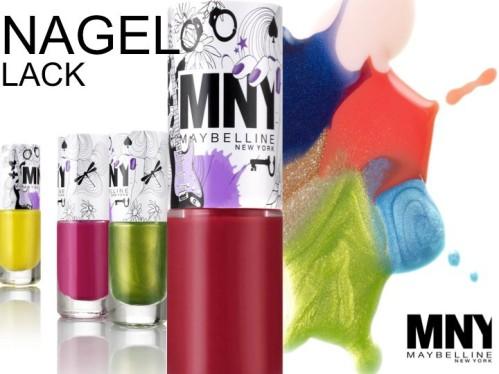 MNY Maybelline New York Nagellack