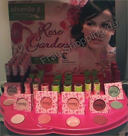 alverde Rose Garden Limited Edition