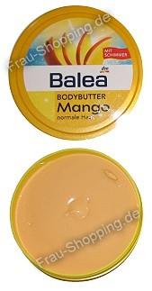 dm - Balea - Bodybutter Mango