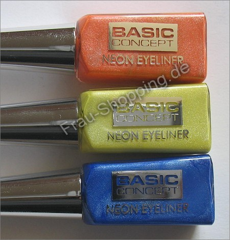 Basic Concept NEON Eyeliner