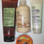 Sale bei The Body Shop