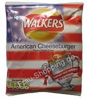 Walkers - American Cheeseburger
