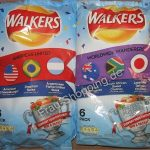 Walkers: Flavour Cup Chips