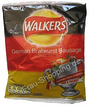 Walkers German Bratwurst Sausage