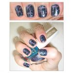 Isadora Graffiti Nails mit p2 171 gorgeous