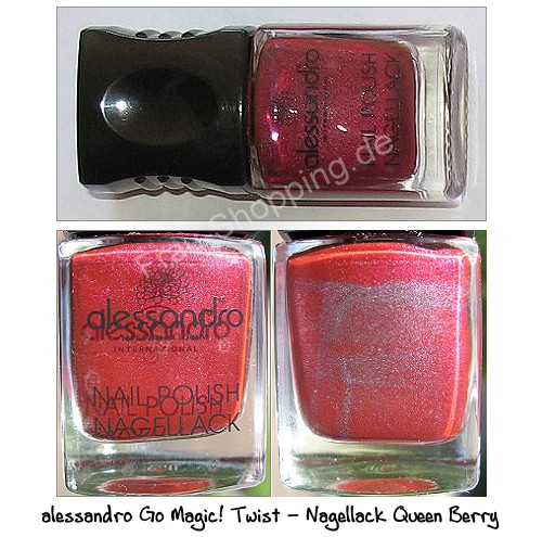 alessandro Nagellack Queen Berry