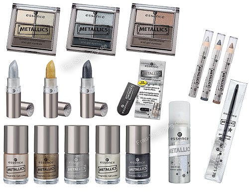 Preview: essence Metallics Limited Edition