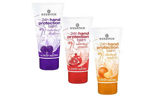 essence 24h hand protection balm - Winter Edition 2010