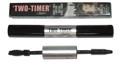 the Balm Two-Timer Mascara