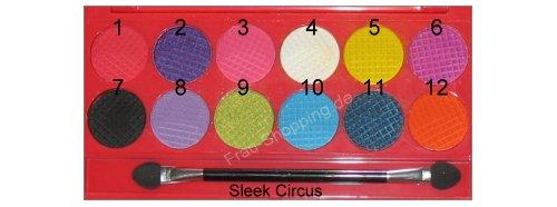 Sleek Circus Palette