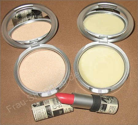 Mary-Lou Manizer, to the Rescue Lippenpflege und Lippenstift Scoop