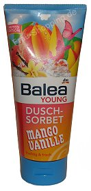 dm: Balea Duschsorbet Mango Vanille