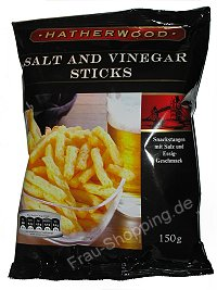 Lidl - Hatherwood Salt and Vinegar Sticks