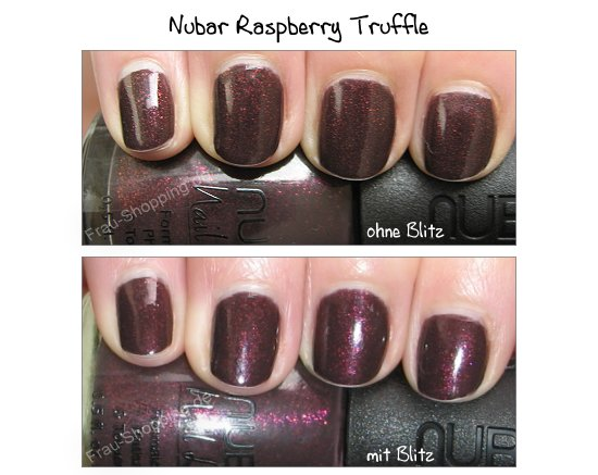 Nubar Raspberry Truffle