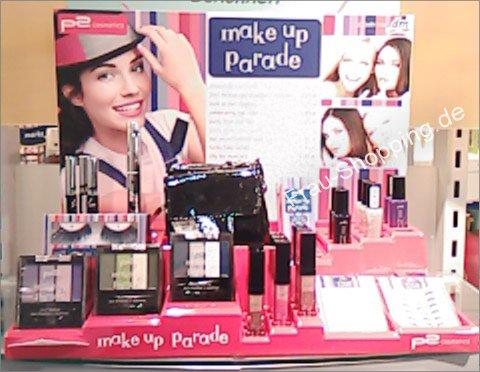 p2 Make-up Parade