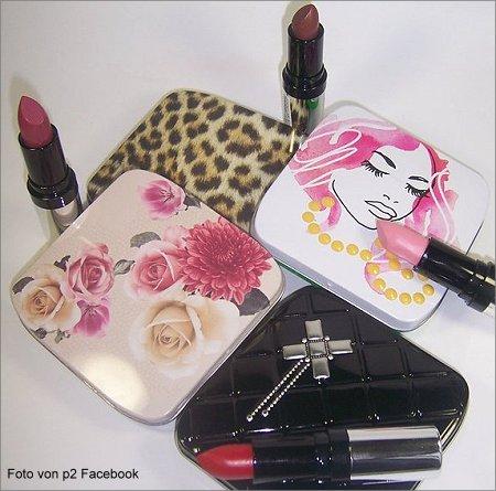 Foto von der p2 Facebook Seite - eine Vorschau der Jessa Trendboxen