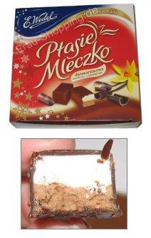 Wedel Ptasie Mleczko Vogelmilch Konfekt