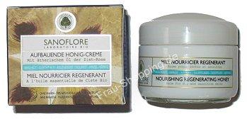 Sanoflore Aufbauende Honig-Creme