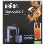 Braun Multiquick 5 Entsafter