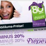 Parfümerie Pieper: 20% Rabatt auf alles