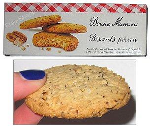 Bonne Maman Biscuits pécan