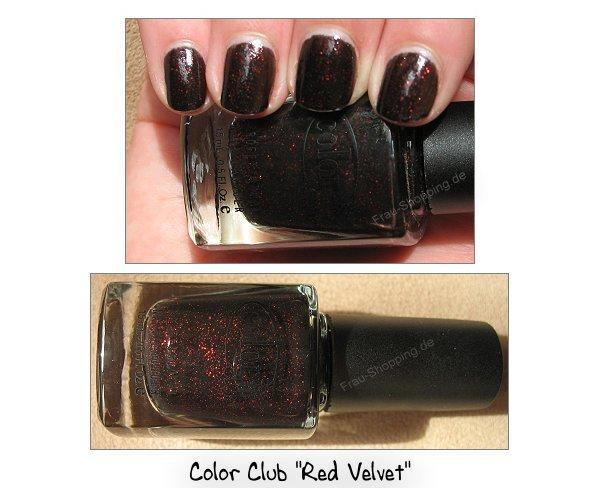 Color Club Red Velvet