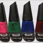 Manhattan Lotus Effect Nagellack LE lackiert