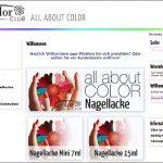 Color Club Nagellacke in Deutschland bestellen + Gewinnspiel