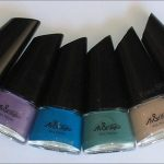 Manhattan meets Buffalo – Nagellacke