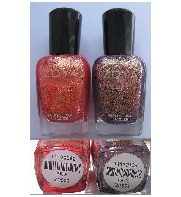 Zoya Rica und Zoya Faye