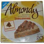 Almondy Mandeltorte Toblerone