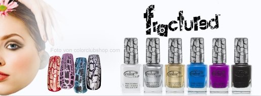 Color Club Fractured Collection