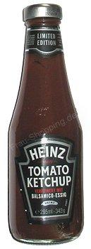 Heinz Tomato Ketchup mit Balsamico-Essig