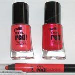 p2 100% red Limited Edition – Mein Einkauf