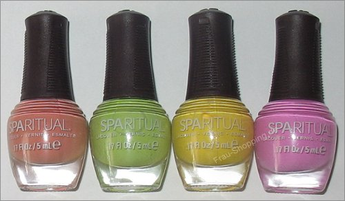 SpaRitual Nagellacke - Truth Mini Collection