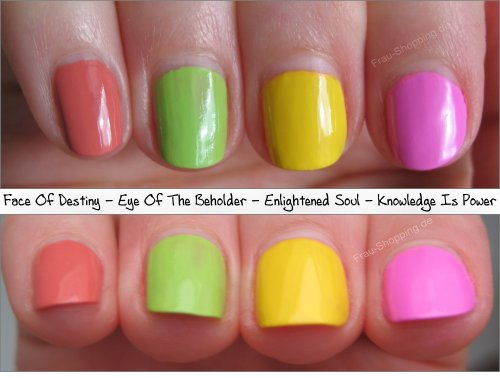 SpaRitual Truth Swatches