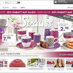 Strauss Innovation: 20% Rabatt auf alles – nur heute!