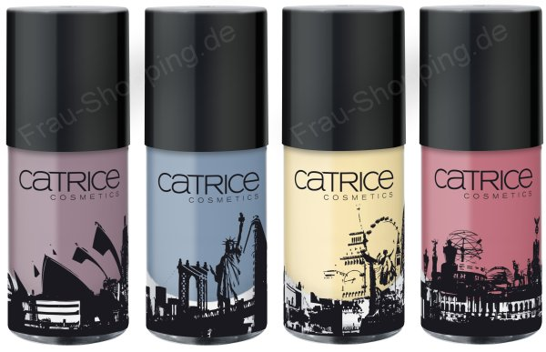 Catrice Big City Live Nagellacke